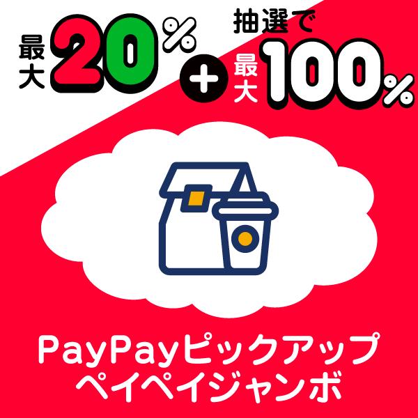 PayPayピックアップ ペイペイジャンボ