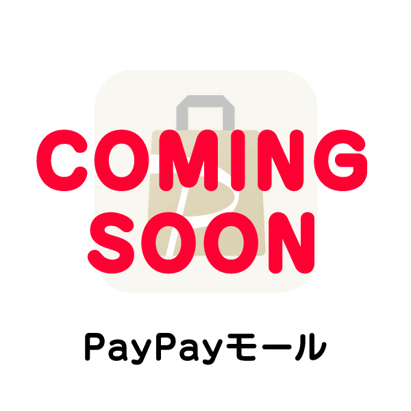 COMING SOON PayPayモール