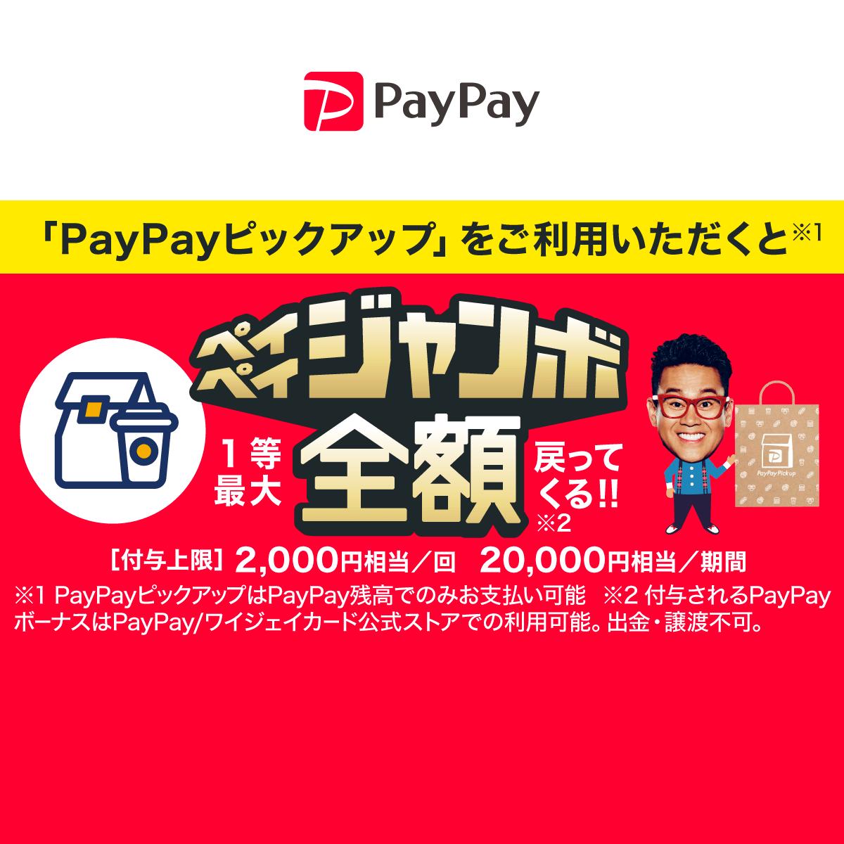 紹介 キャンペーン paypay