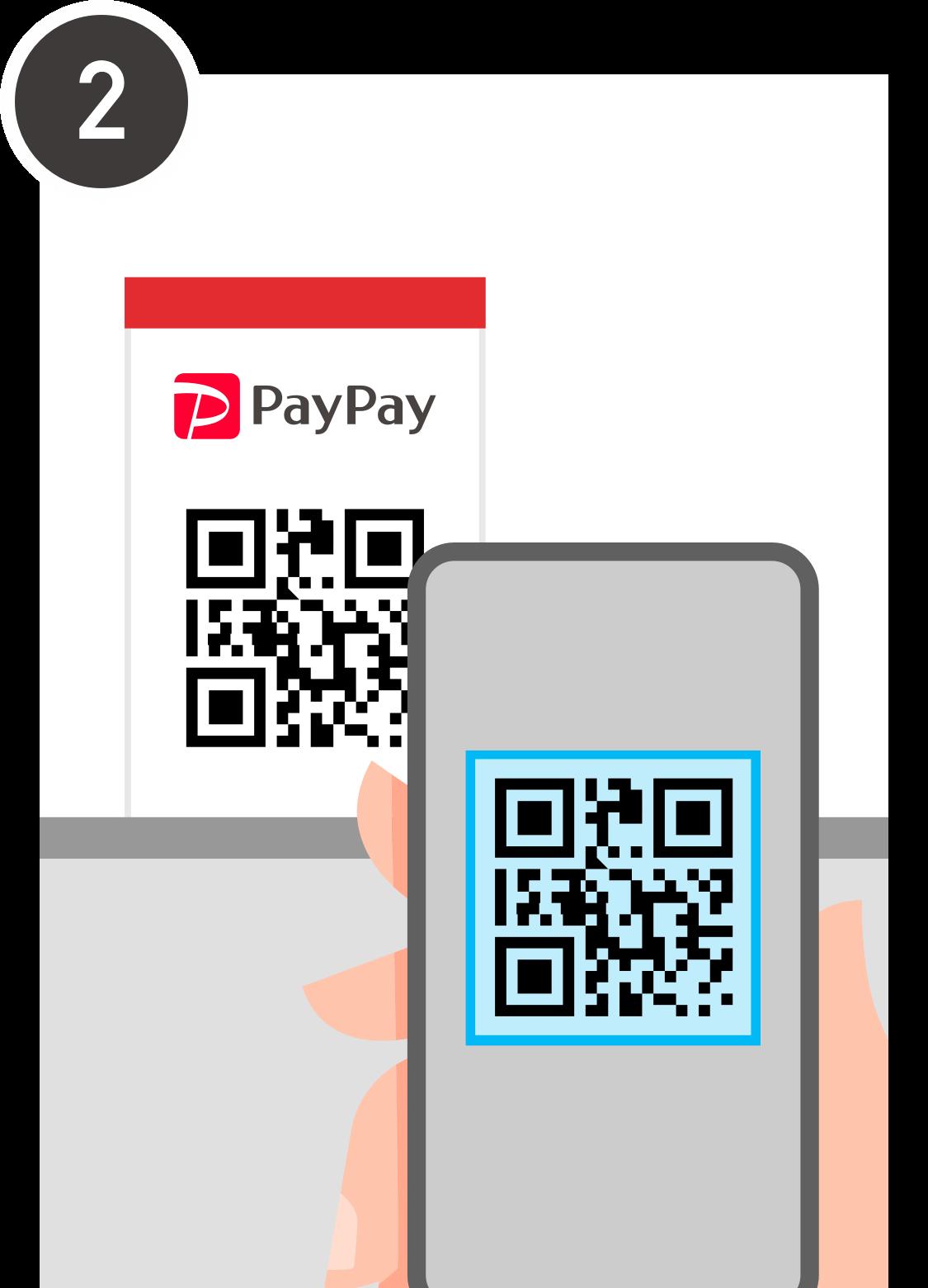 paypay バー コード
