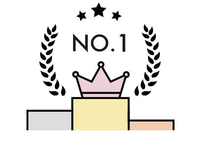 No.1のサービス