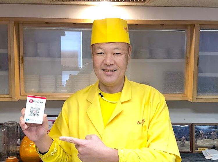 割烹たけし、桂木健至さん
